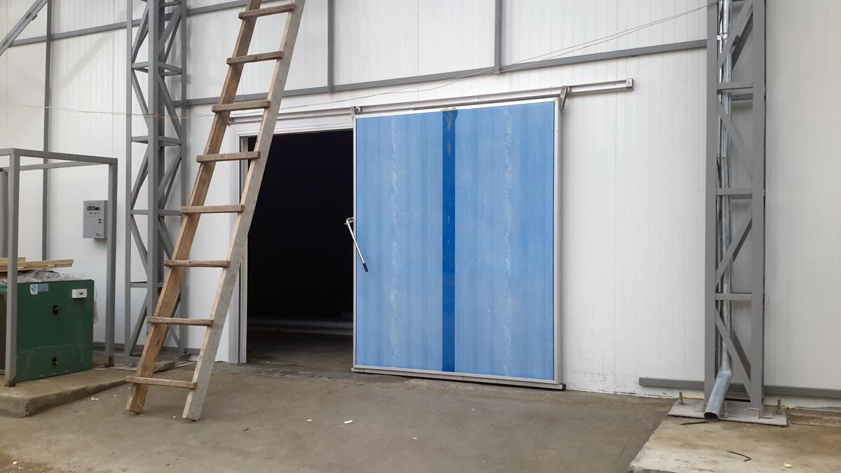 Строительство холодильной камеры в Ташкенте