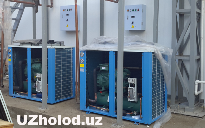 Промышленное холодильное оборудование в Ташкенте